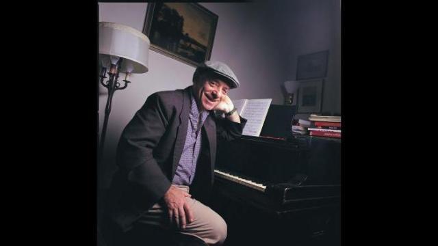 Erwin Helfer in 2001. (Credit: Paul Natkin)