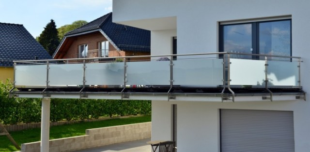 Balkonbefestigung Schwerlast