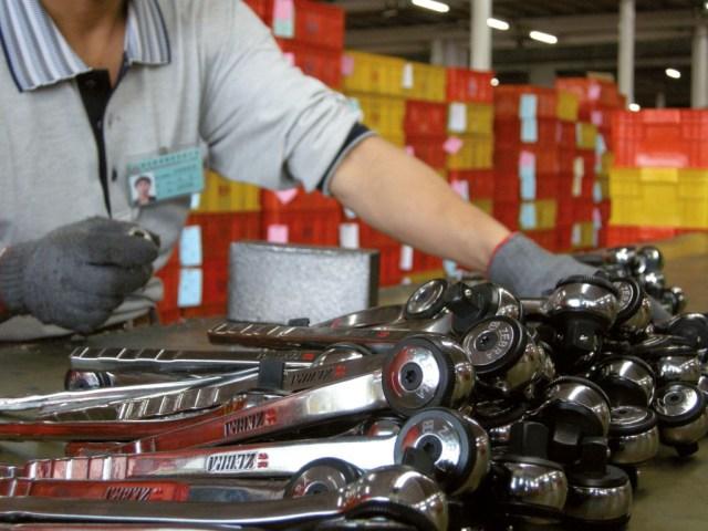 Produktion von Würth Werkzeug