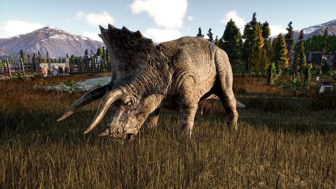 Jurassic World Evolution 2 kommt mit neuen Dinosauriern, Modi und Locations