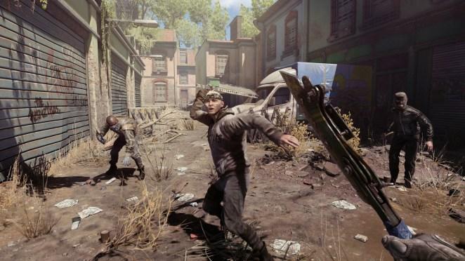 gamescom 2021: In Dying Light 2 entscheidet Parkour und kreativer Kampf über Leben und Tod