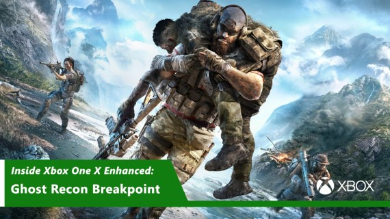Inside Xbox One X Enhanced: Ghost Recon Breakpoint