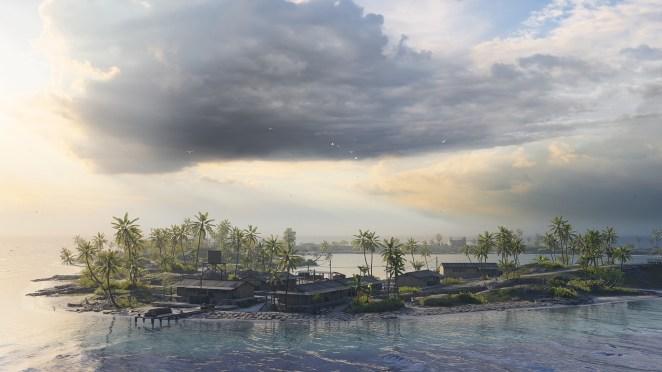 Battlefield V - Wake Island