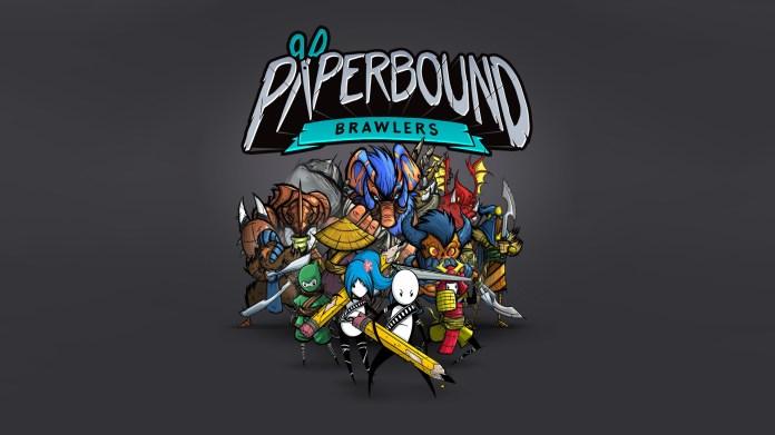 Paperbound Brawlers