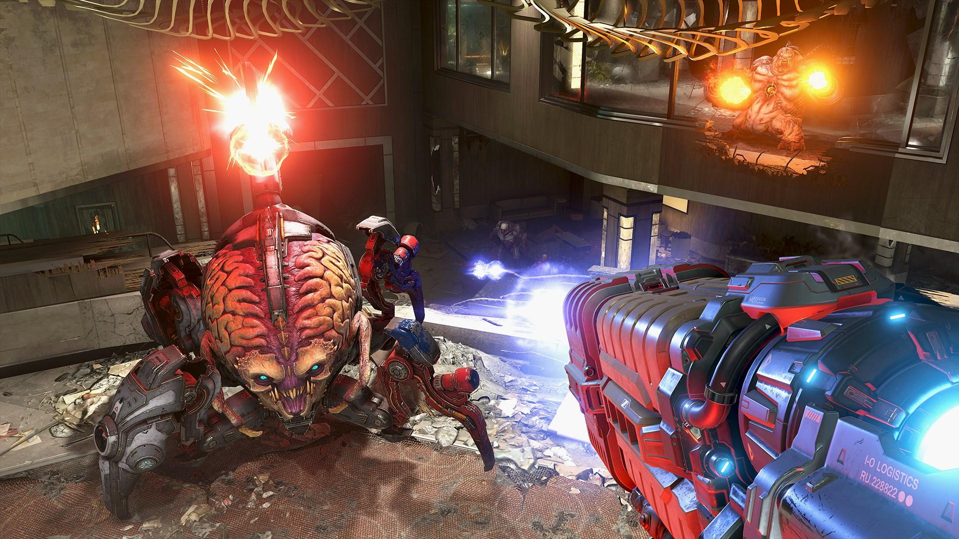 Next Week on Xbox - Doom - Hero Image