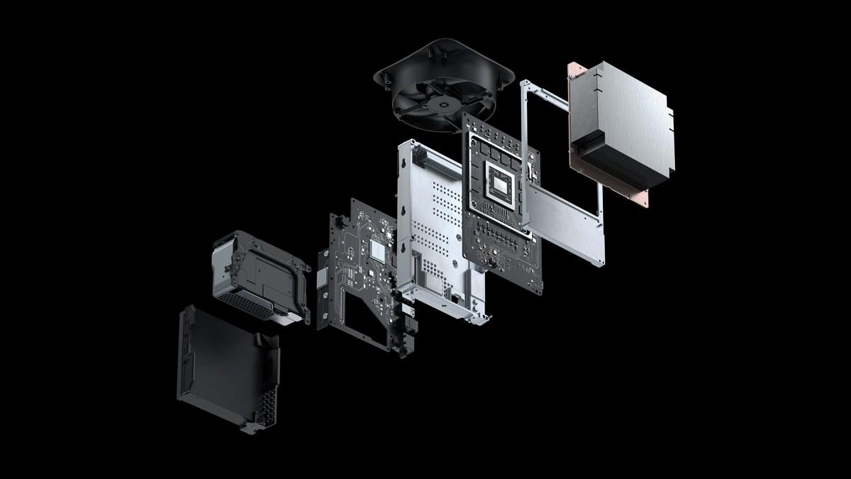 Xbox Series X Hero image
