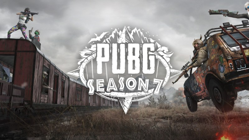 PUBG Season 7