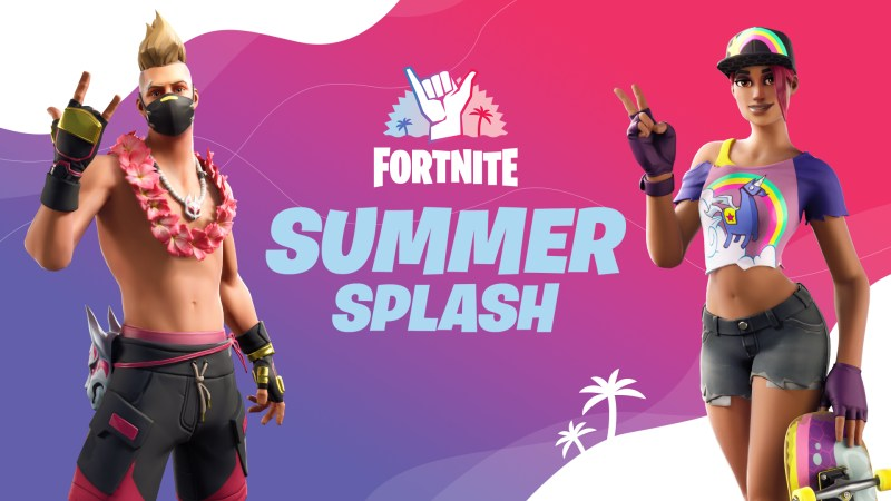 Fortnite Summer Splash