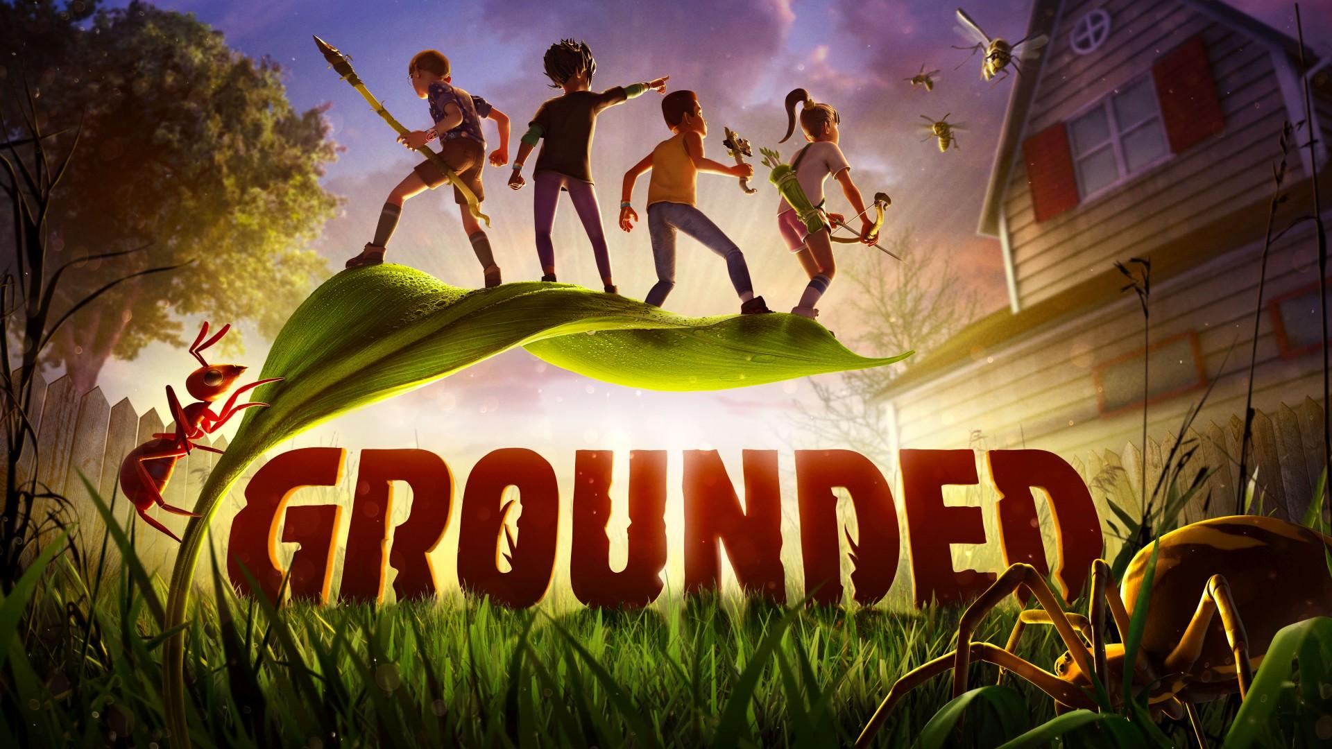 Grounded Key Art