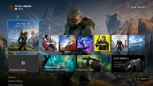 Xbox Series X Опыт героя
