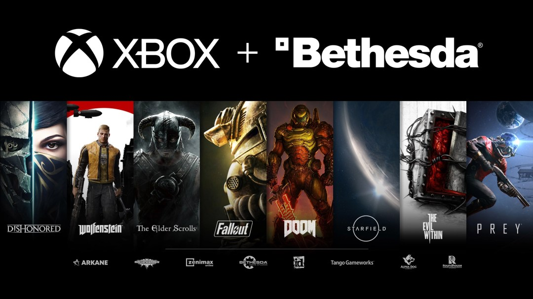 Microsoft Acquires ZeniMax Media And All Its Subsidaries