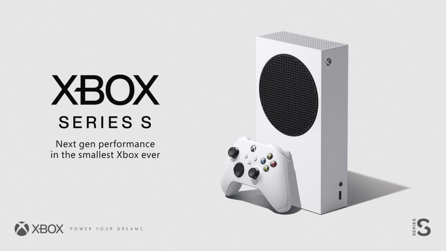 Xbox Series S Hero Image