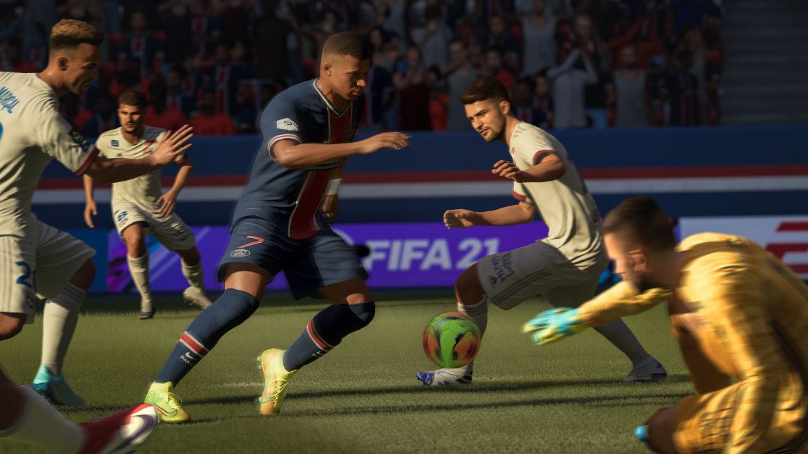 EA Sports FIFA 21 is available now on Xbox One