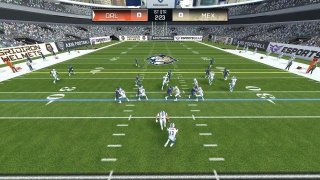 Axis Football 2020 – October 21