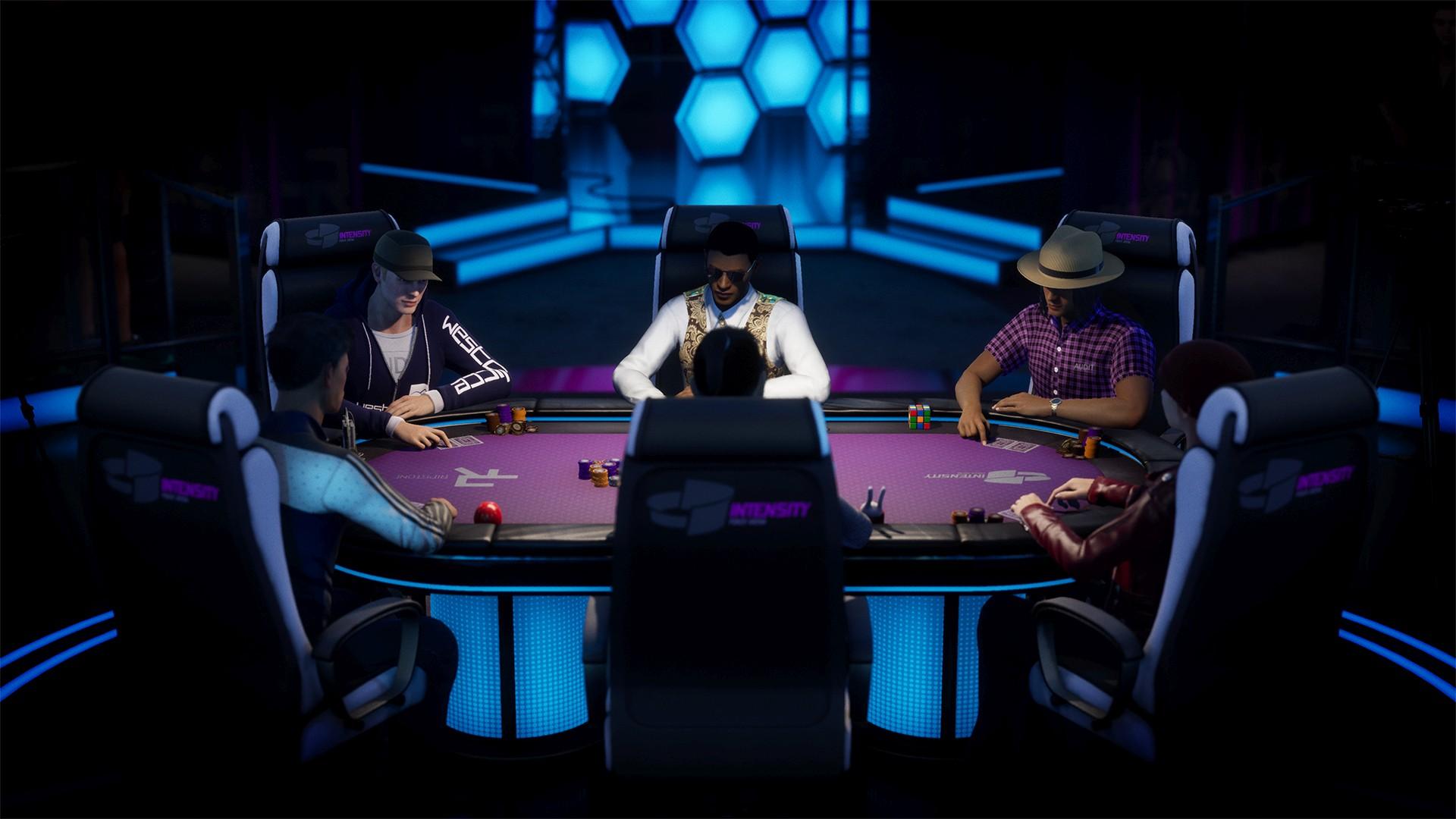 Покерный клуб