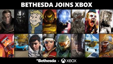Bethesda and Xbox Hero