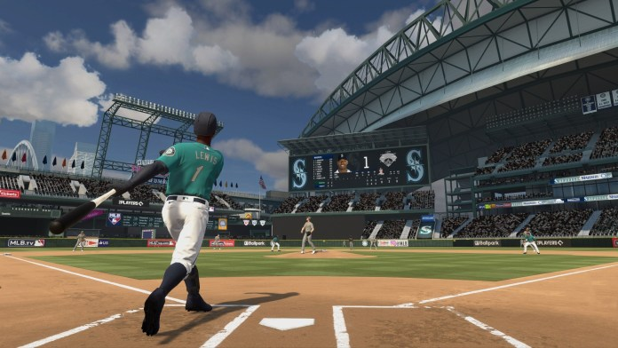 R.B.I. Baseball 21 – March 16 – Optimized for Xbox Series X S and Smart Delivery