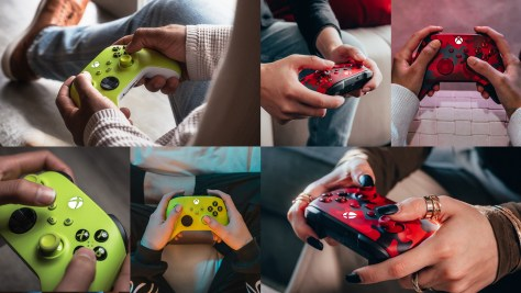 New Xbox Wireless Controllers Lifestyle