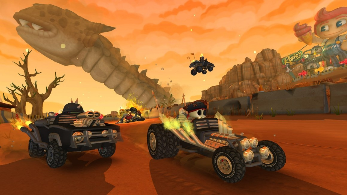Beach Buggy Racing 2: Island Adventure – March 17