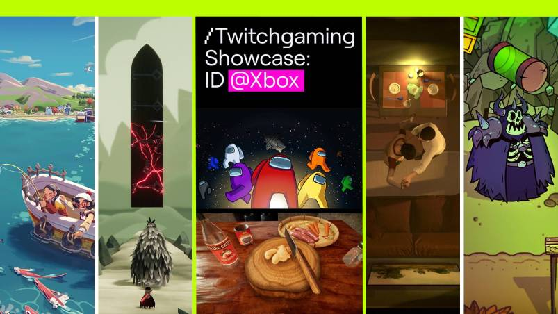 Hero asset for /twitchgaming showcase: ID@Xbox