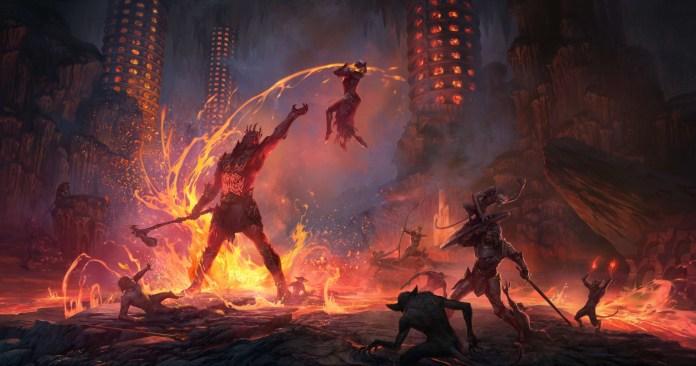 The Elder Scrolls Online: Flames of Ambition