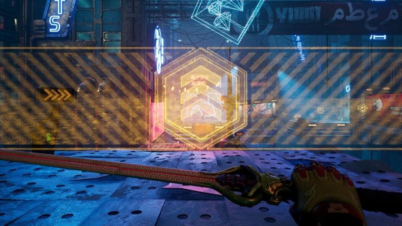 Ghostrunner DLC Metal Ox