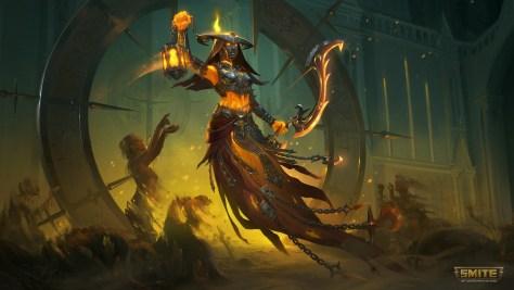 New Babylonian God joins Smite in King of Uruk Update