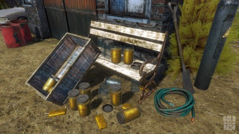 Gold Rush: The Game