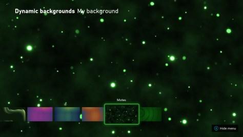 Motes Dynamic Background