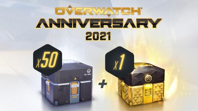 Overwatch Anniversary 2021
