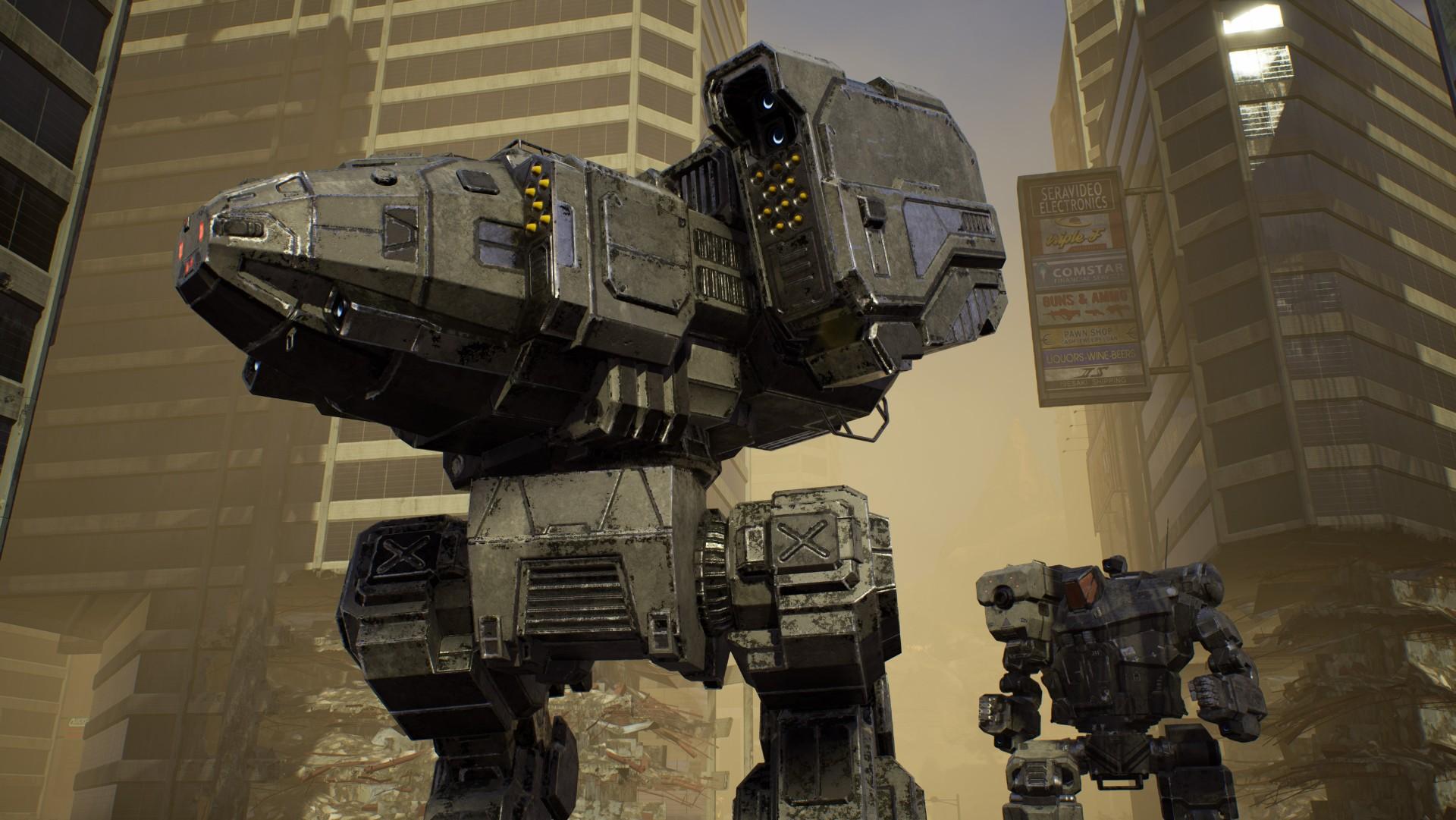 MechWarrior 5: Mercenaries – May 27 – Xbox Game Pass