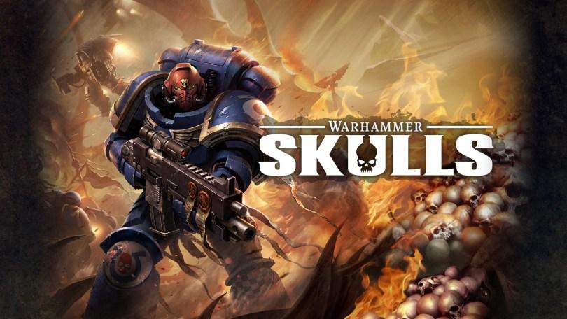 Warhammer - Skulls Hero Image