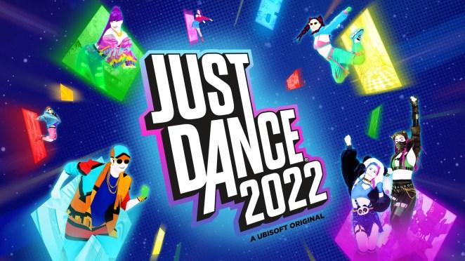 Just Dance 2022 Key Art