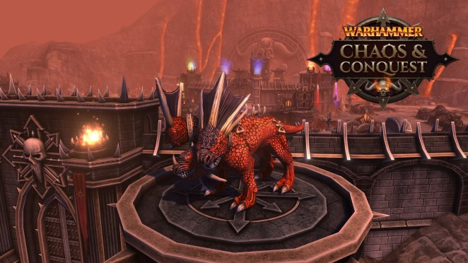 Warhammer: Chaos & Conquest - New Warlord, Fortress, and Event for Skulls
