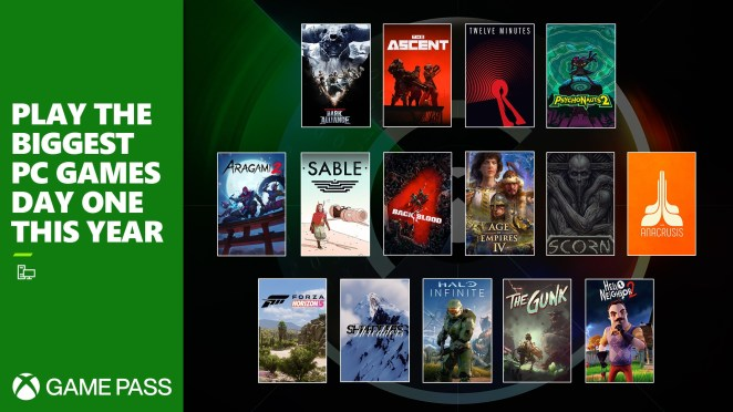 Experience an Incredible Selection of Games