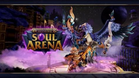 Warhammer Age of Sigmar: Soul Arena - Gameplay Reveal