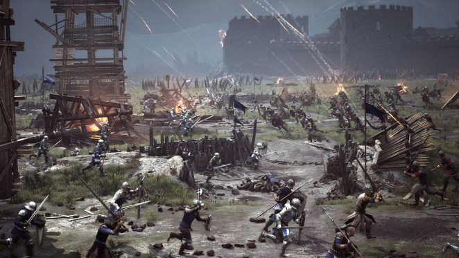 Chivalry 2 – June 8 – Optimized for Xbox Series X|S / Smart Delivery