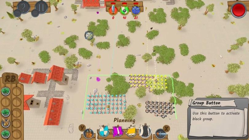 Gallic Wars: Battle Simulator – June 16
