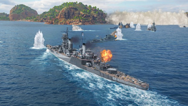 World of Warships: Legends - Fall Update