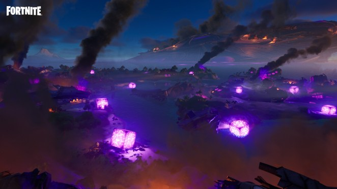 Fortnite Chapter 2 Season 8: Cubed