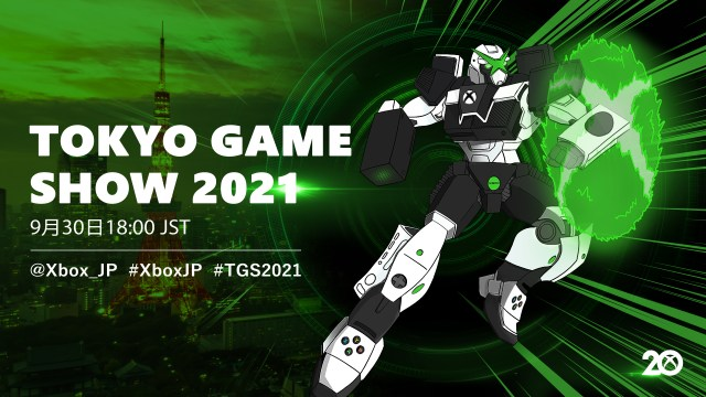 Xbox Returns to Tokyo Game Show 2021 2