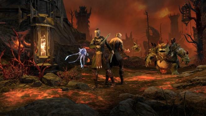 The Elder Scrolls Online: Bounties of Blackwood In-line Image