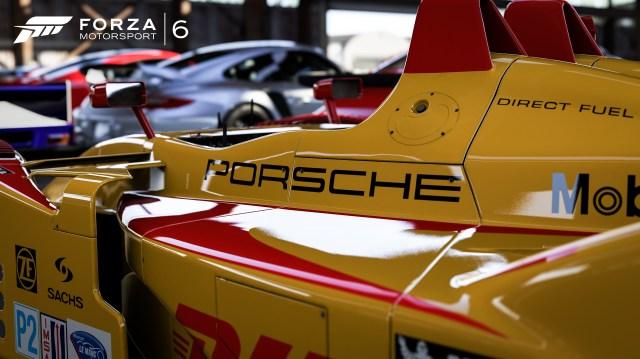 2008 Porsche #7 Penske Racing RS Spyder Evo