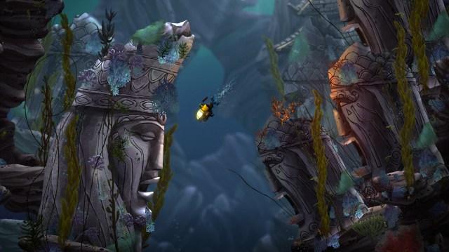 Song of the Deep screenshot