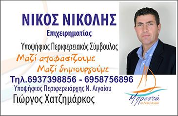 Νίκος Νικολής