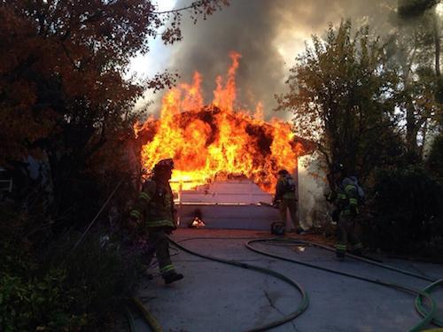 Overnight Fire Damages Lafayette Home | News24-680 com