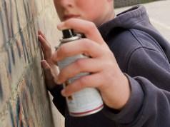 Lamorinda, Moraga, Walnut Creek, Alamo Danville, graffiti.