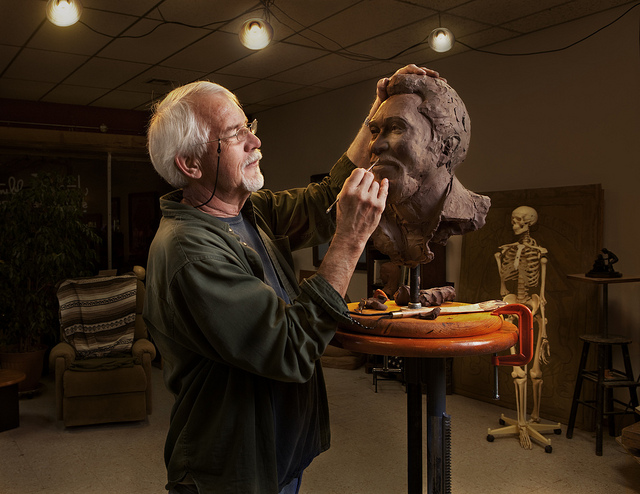 Sculptors wanted in Danville.