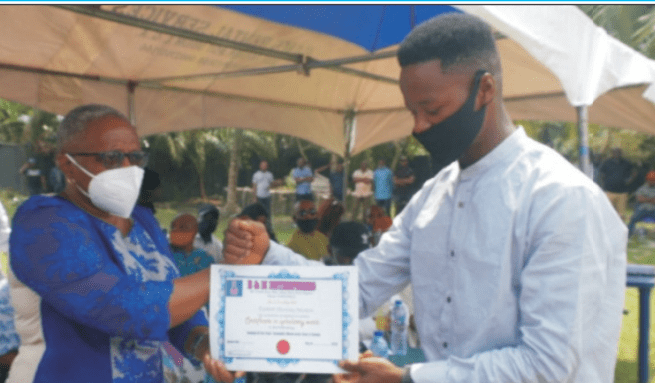 FOL-SAVE Spends N34m On Skill Acquisition In Host Communities