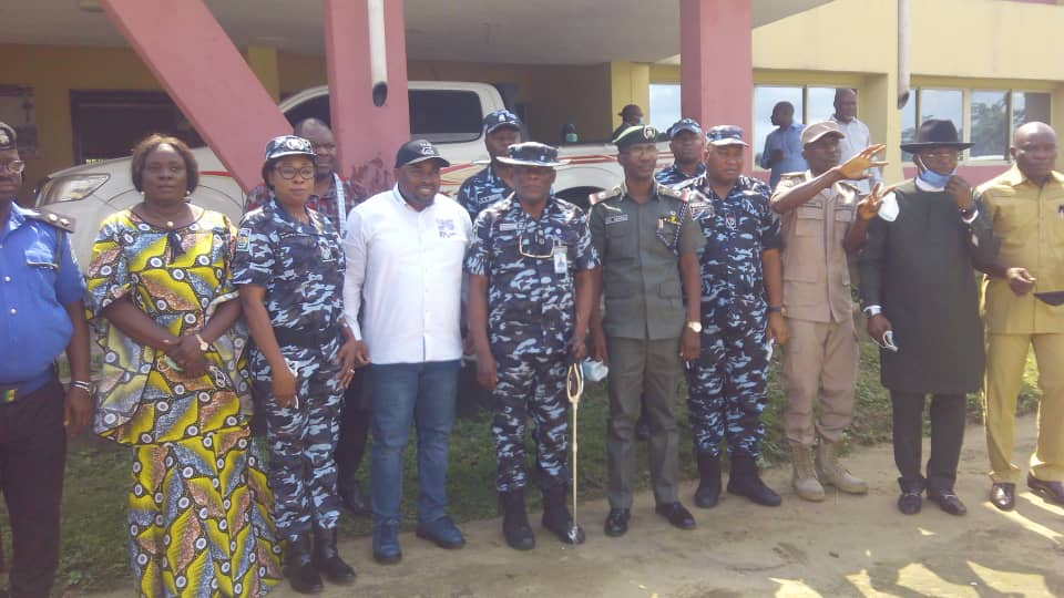 NSIT IBOM CHAIRMAN APPLUADS NIGERIA POLICE: SUES FOR CONTINUED COLLABORATION- Emaido Affia